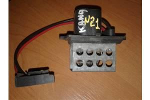 Моторчики вентилятора кондиционера Renault Kangoo