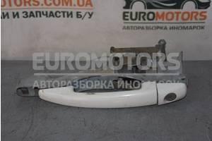 Ручка двери наружная передняя левая Peugeot 207 2006-2013 9680168680