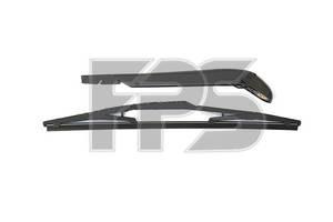 Рычаг заднего стеклоочистителя со щеткой Peugeot BIPPER / Citroen NEMO / Fiat FIORINO '08- (2 DOOR) (FPS)