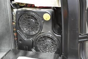 Радіо і аудіообладнання / динаміки BMW X5