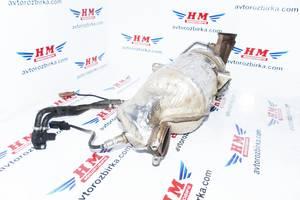 Сажевый фильтр Peugeot Partner 1.6 HDI 2013 Пежо Партнер