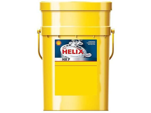 купить бу Shell Shell Helix HX7 10W-40 20л. в Одессе