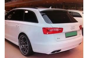 Спойлеры Audi A6 Avant