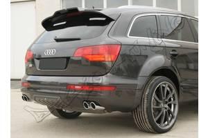 Новые Спойлеры Audi Q7