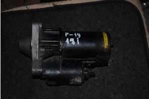 б/у Стартеры/бендиксы/щетки Renault 19