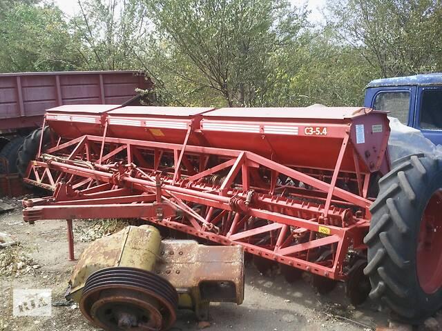 СЗ-5.4 Сеялка зерновая- объявление о продаже  в Запорожье