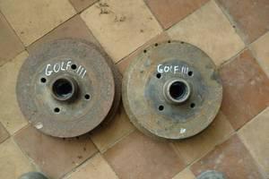 б/у Тормозные барабаны Volkswagen Golf IIІ