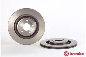 Тормозной диск AUDI Q5 (8RB) / AUDI A5 (8T3) / AUDI A4 (8K2, B8) / AUDI 2007-2017 г.