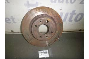 Тормозной диск перед. Renault SANDERO 2008-2014 (Рено Сандеро), БУ-158976