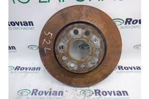 Тормозной диск перед. Skoda OCTAVIA 2 A5 2004-2009 (Шкода Октавия а5), БУ-187932