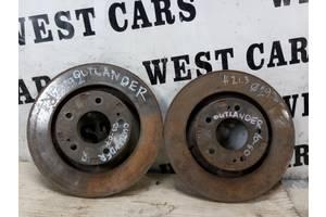 б/у Тормозные диски Mitsubishi Outlander