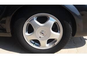 б/в Диски з шинами Opel Vectra B