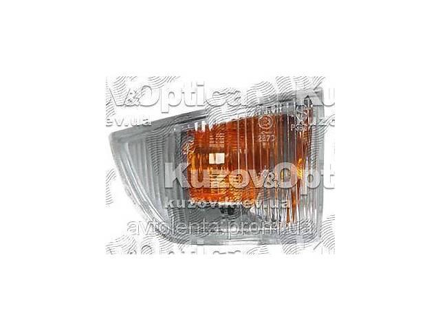 Указатель поворота в зеркале, сторона левая, цвет белыйс серым корпусом, тип лампочки W16W для Iveco Daily 2014-- объявление о продаже  в Киеве