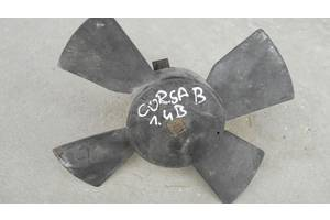 Вентиляторы осн радиатора Opel Corsa