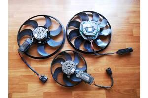Вентиляторы рад кондиционера Volkswagen Touareg