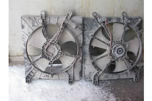 Вентиляторы рад кондиционера Honda Accord