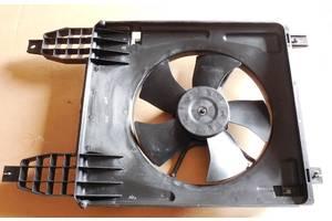Новые Вентиляторы осн радиатора Chevrolet Aveo