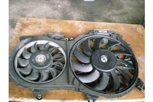 Вентиляторы осн радиатора Audi A4