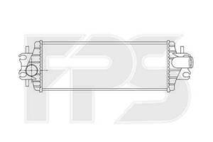 Интеркулер Chevrolet / Opel / Daewoo (NRF)  FP 56 T38-X