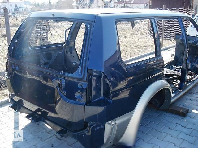 продам Задняя часть кузова  Mitsubishi Pajero Sport бу в Киеве