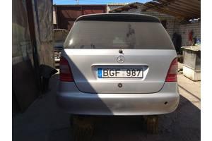 б/у Багажники Mercedes A 140