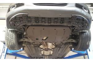 Защиты под двигатель Renault Megane II