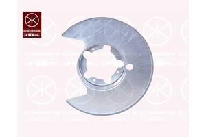 Защита заднего тормозного диска Iveco Daily '00-06 левая/правая (Klokkerholm) FP 3081 879