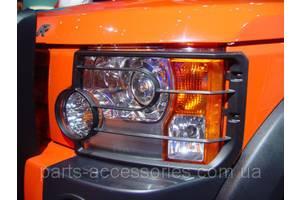 Новые Торпеды Land Rover Discovery