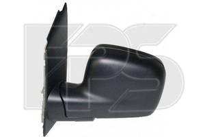 Зеркало боковое VW Caddy III 04-10, левое механическое, без обогрева (FPS)
