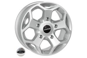 Zorat Wheels BK401 7x16 5x160 ET50 DIA65.1 S (Ford Transit)