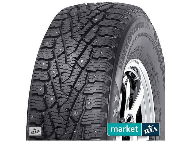 купить бу Зимние шины Nokian Hakkapeliitta LT2 (215/85 R16) в Виннице