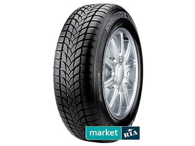 продам Зимние шины Lassa SNOWAYS ERA (235/60 R16) бу в Вінниці