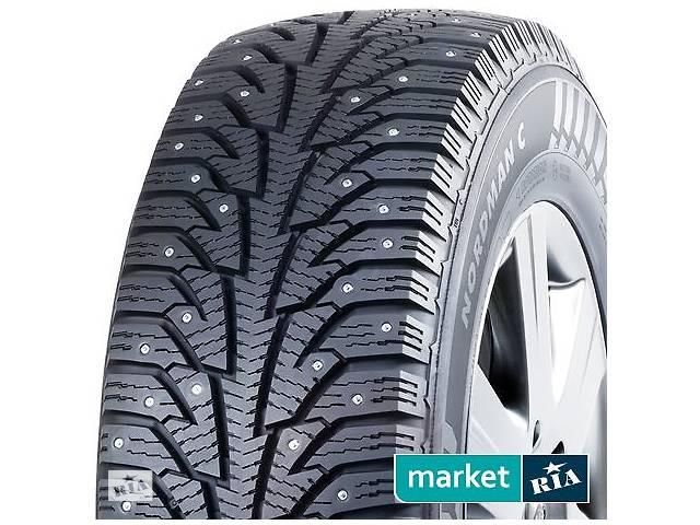 Зимние шины Nokian Nordman C (215/75 R16C)- объявление о продаже  в Виннице
