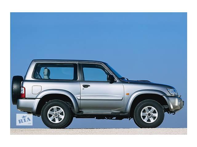 продам Nissan Patrol Y61 2,8 3,0 автомат/механика автозапчасти бу в Ровно