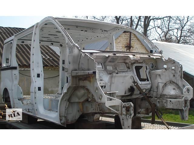 Запчастини Кузов, кузов коротка\довга база, частина кузова 1.9, 2.0, 2.5dci Детали кузова Виваро Кузов Opel Vivaro- объявление о продаже  в Бориславе