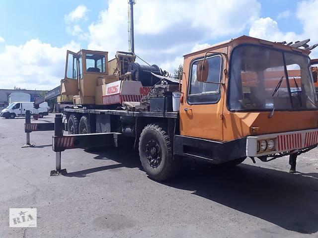 продам Здам в оренду автокран BUMAR KC-5473 бу  в Украине