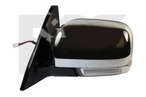 Зеркало правое Митсубиши Пажеро 07- электро с обогревом , MITSUBISHI PAJERO WAGON IV (2007-)