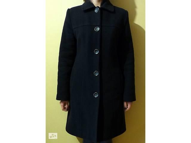 бу Черное пальто в Киеве