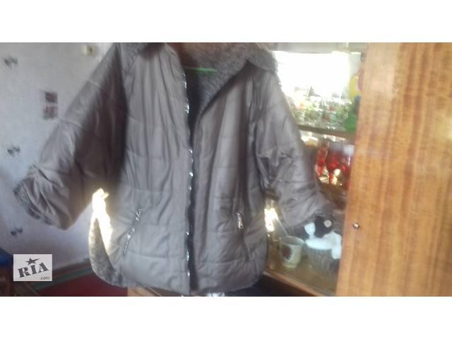 купить бу Продам зимнюю куртку для авто в Черкассах