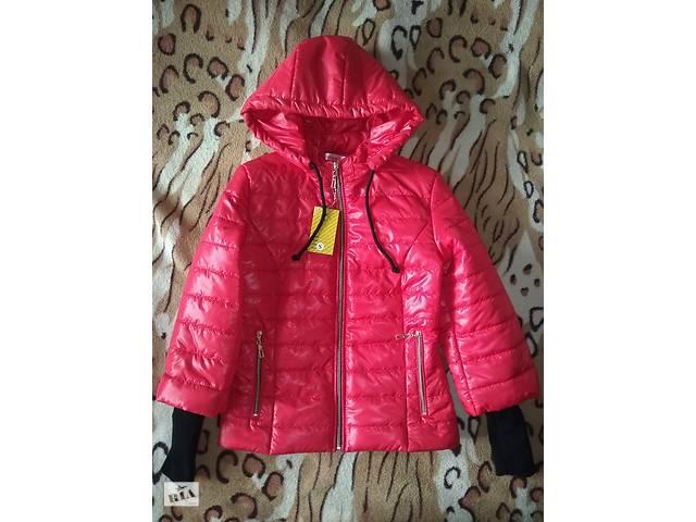 продам Женская весенняя короткая курточка на синтепоне бу в Нежине
