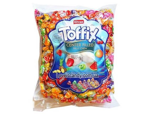 Жевательная конфета Toffix Mix