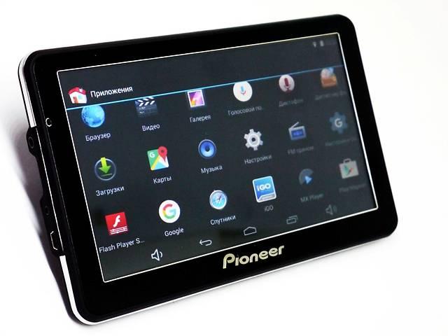 бу 7'' Планшет Pioneer D711 - GPS+ 4Ядра+ 8Gb+ Android в Днепре (Днепропетровск)