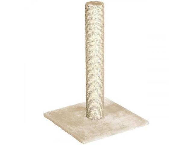 продам Когтеточка (дряпка) Столбик платф.37х37см, высота-62 см, сизаль, льон бу в Києві
