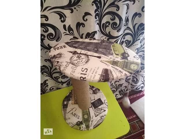 Когтеточки (дралкы), лежаки, сумки-переноски