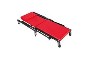 Лежак автослесаря складной 2 в 1 TORIN TR6505