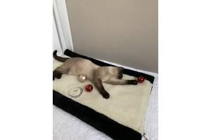 Лежанка перевозка для кота