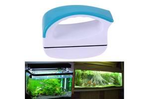 Магнітна щітка, скребок, очищувач для чищення скла акваріума