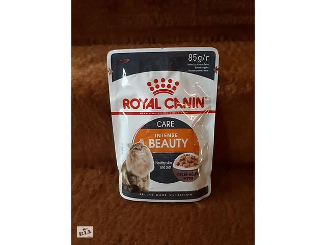 бу Пауч Royal Canin Beauty Cat для красивой шерсти взрослых котов в Полтаве
