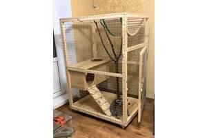 Виготовлення продаж клітина вольєр для єнот шиншила, папугай і інших тварин