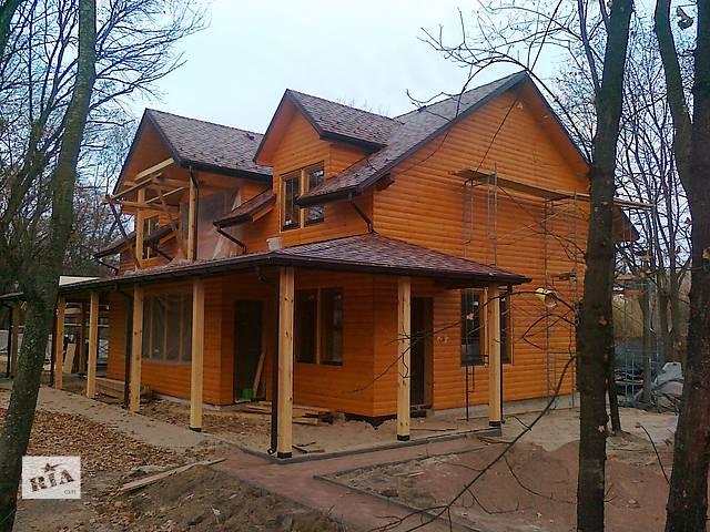 Сделаю строительные работы, такие как строительство домов, домиков из дерева, столярные работы, укла- объявление о продаже   в Украине